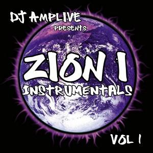 Dj Amplive Presents Zion I Instrumentals Vol 1 Albumcover