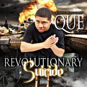 Revolutionary Suicide Albumcover