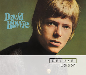 David Bowie (Deluxe Edition) Albumcover
