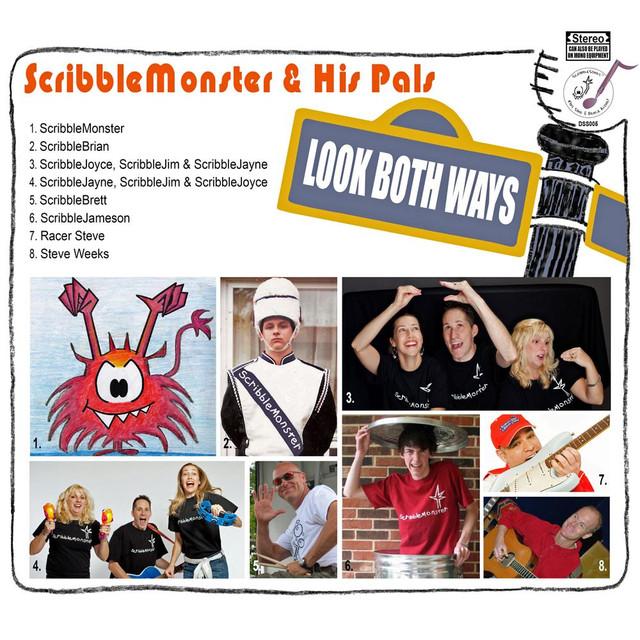 Look Both Ways by Scribblemonster