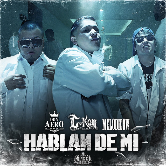 Hablan De Mi - Single