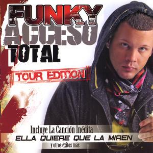 Acceso Total Tour Edition Albumcover