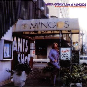 Live at MINGOS album