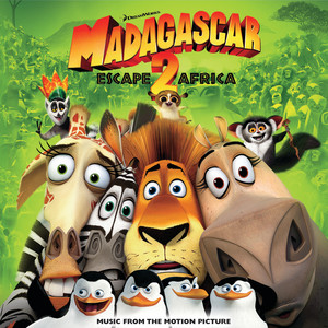 Madagascar: Escape 2 Africa - Music From The Motion Picture Albumcover