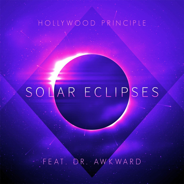 Album cover for Solar Eclipses by Hollywood Principle, Dr. Awkward