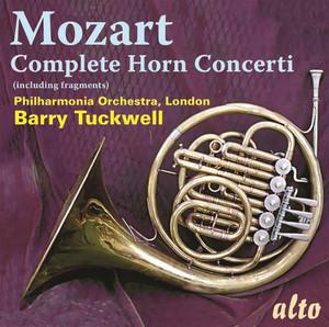 Mozart: Complete Horn Concerti album