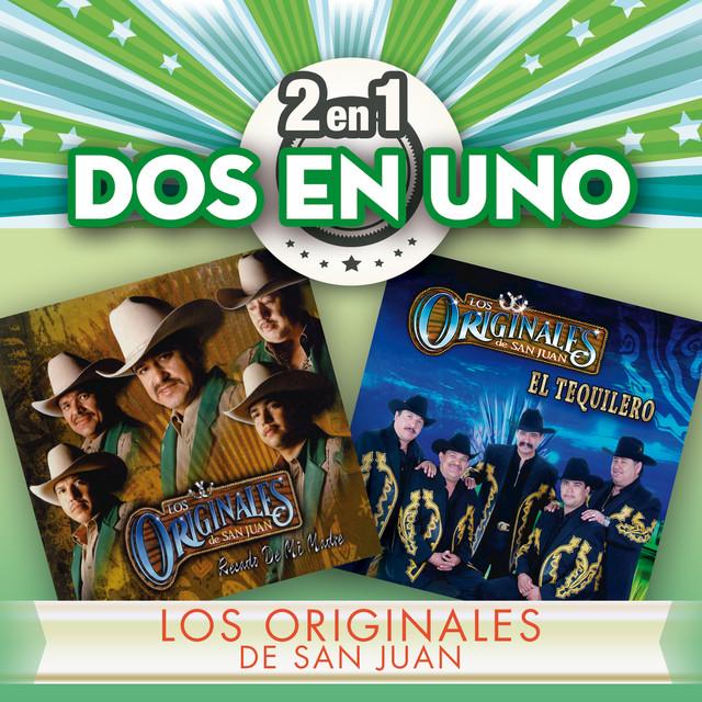 Album cover for 2En1 by Los Originales De San Juan