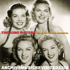 The King Sisters, Frank DeVol's Orchestra Stardust cover
