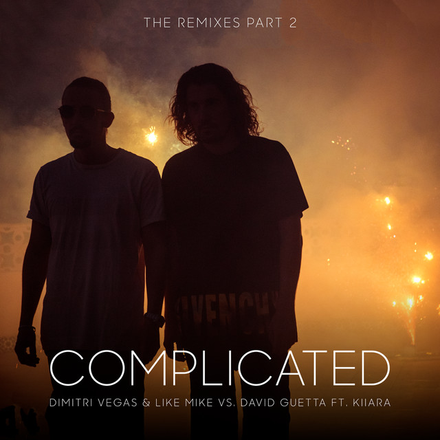 Complicated (The Remixes part 2)