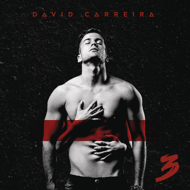 Album cover for 3 - Black Edition by David Carreira