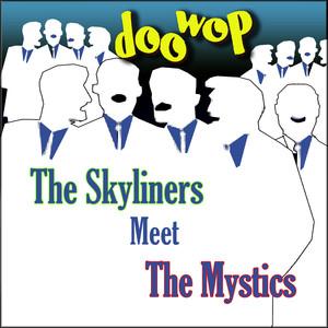 The Skyliners Meet the Mystics Doo Wop album
