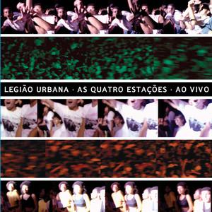 As Quatro Estações - Ao Vivo (Live) Albumcover