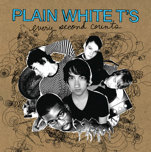 Every Second Counts - Plain White T's