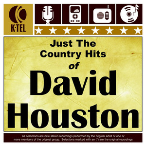 Just The Country Hits Of David Houston album