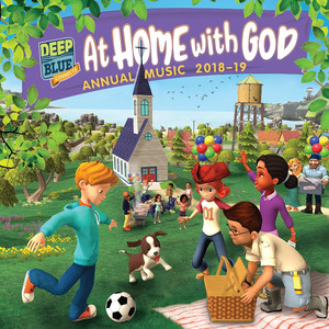 Deep Blue Connects: At Home with God (Annual Music 2018 – 19)
