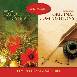 Piano Christmas and Original Compositions album