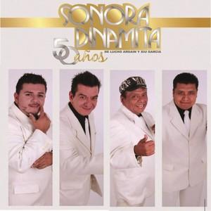 Album de Oro de la Sonora Dinamita: 50 Aniversario (feat. India Meliyara, Vilma Diaz, Nando Malo) [En Vivo en Monumento a la Revolución] Albumcover