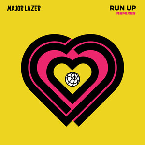 Run Up (Remixes) Albümü