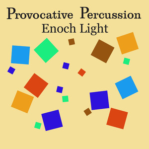 Provocative Percussion album