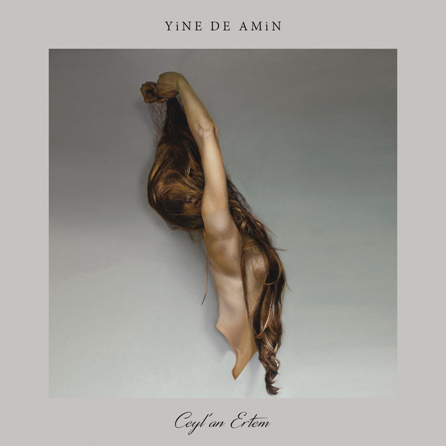 Album cover for Yine De Amin by Ceylan Ertem