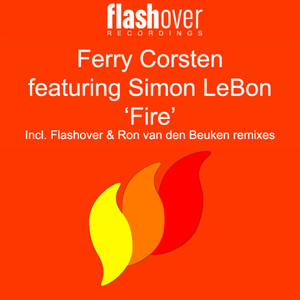 Ferry Corsten Fire cover