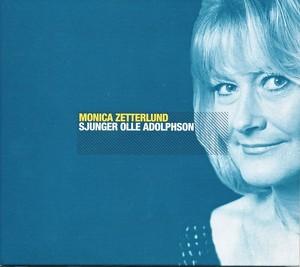 Sjunger Olle Adolphson Albumcover
