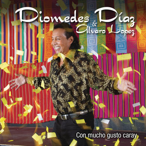 Con Mucho Gusto, Caray Albumcover
