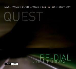 Re-Dial (Live in Hamburg) Albumcover