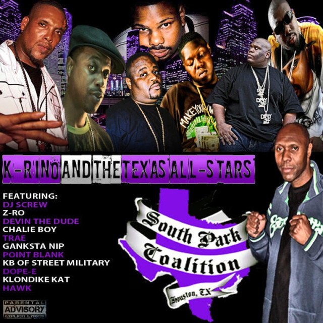 K-Rino and the Texas All-Stars (South Park Coalition)