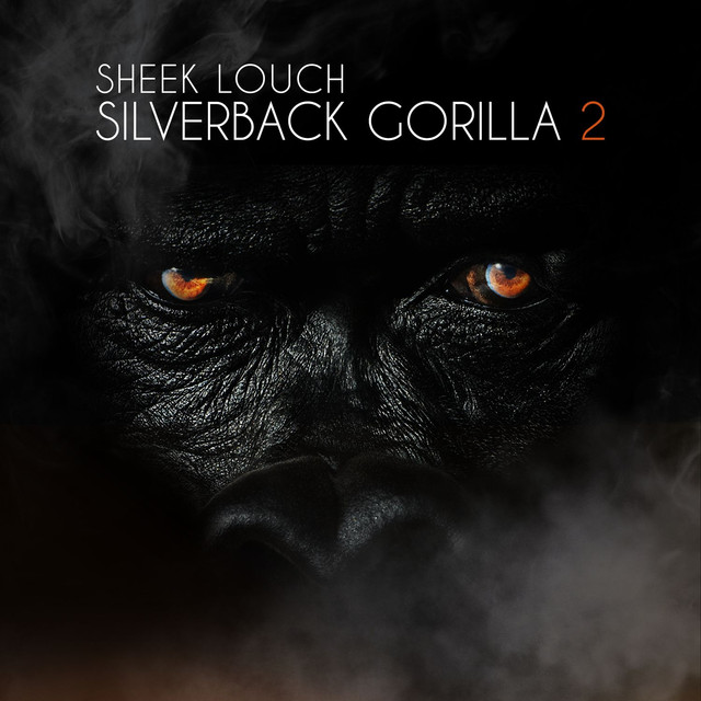 Album cover for Silverback Gorilla 2 by Sheek Louch