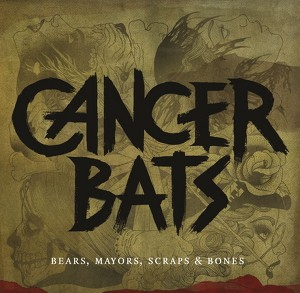 Cancer Bats, Sabotage på Spotify