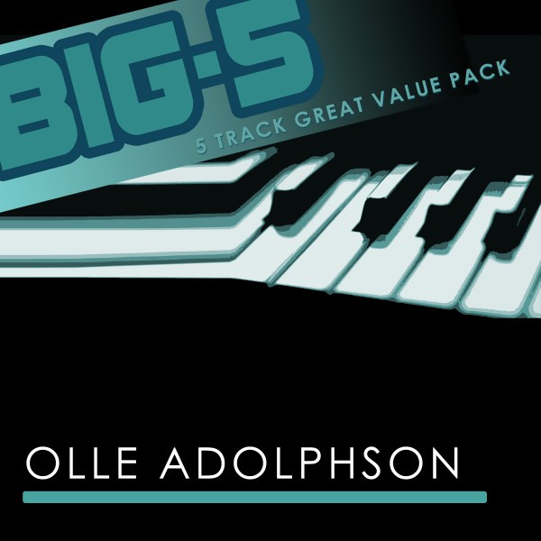 Big-5 : Olle Adolphson (Remastered)