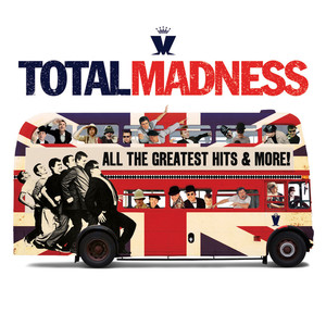 Total Madness (2012) Albumcover