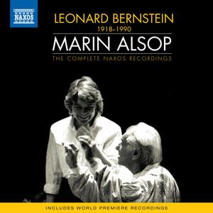 Bernstein: Marin Alsop's Complete Naxos Recordings