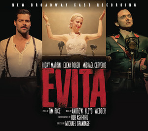 Evita (New Broadway Cast Recording (2012)) album