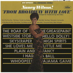 From Broadway With Love album