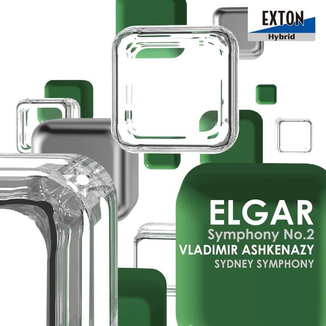 Elgar: Symphony No. 2 Albumcover