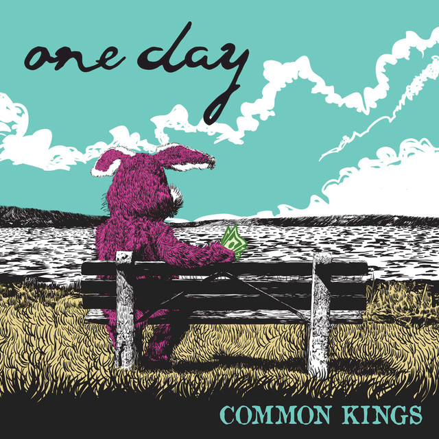 Album cover for One Day by Common Kings