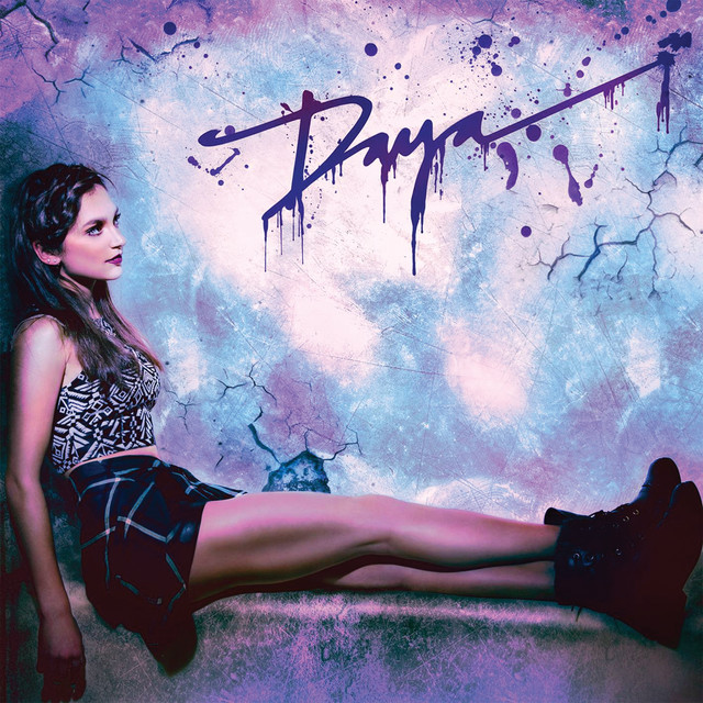 Album cover for Daya by Daya