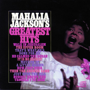 Mahalia Jackson's Greatest Hits album