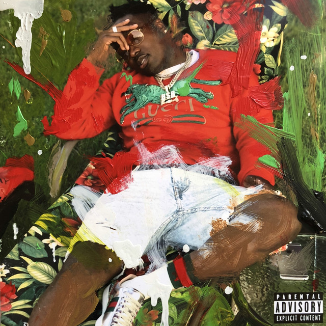 Album cover for More Money More Problems by Troy Ave
