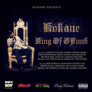Kokane King of Gfunk