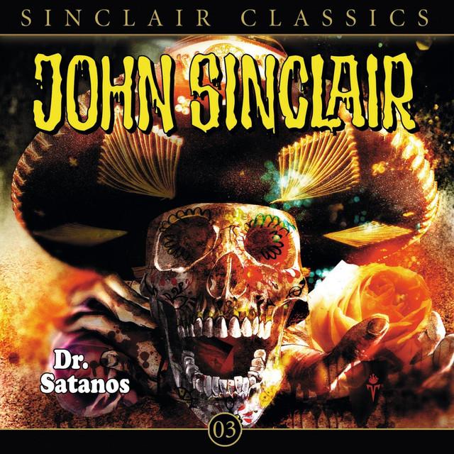 Classics Folge 3: Dr. Satanos Cover