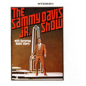 The Sammy Davis Jr. Show with Special Guests Stars Frank Sinatra and Dean Martin album