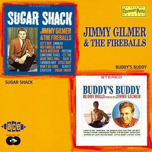 Sugar Shack: Jimmy Gilmer & The Fireballs album