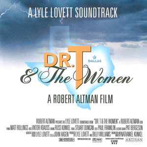 Dr. T & The Women (Original Motion Picture Soundtrack) Albümü