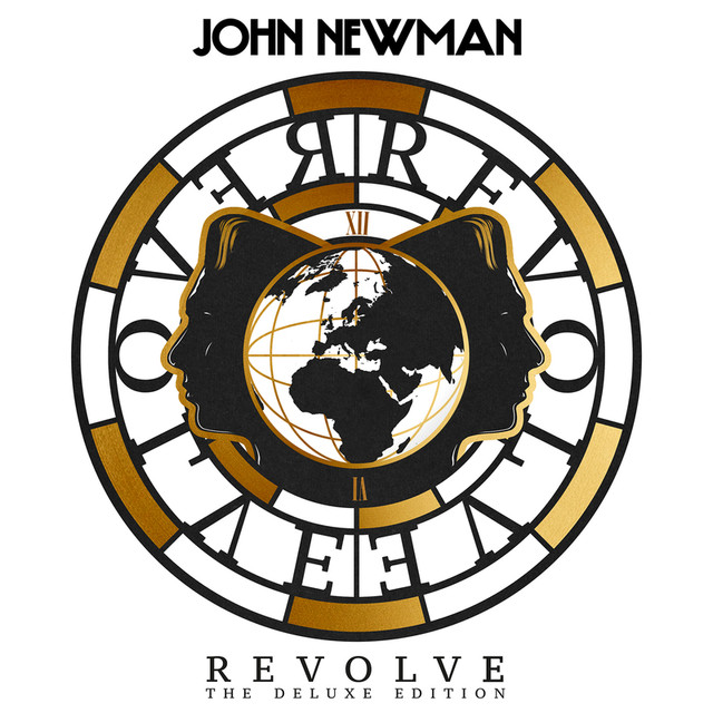 Revolve (The Deluxe Edition) Albumcover