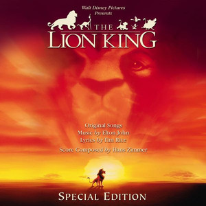 The Lion King: Special Edition Original Soundtrack (English Version) album