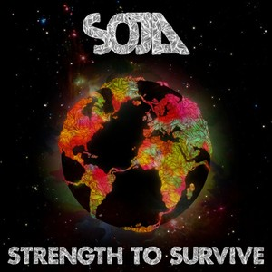 Strength To Survive Albumcover