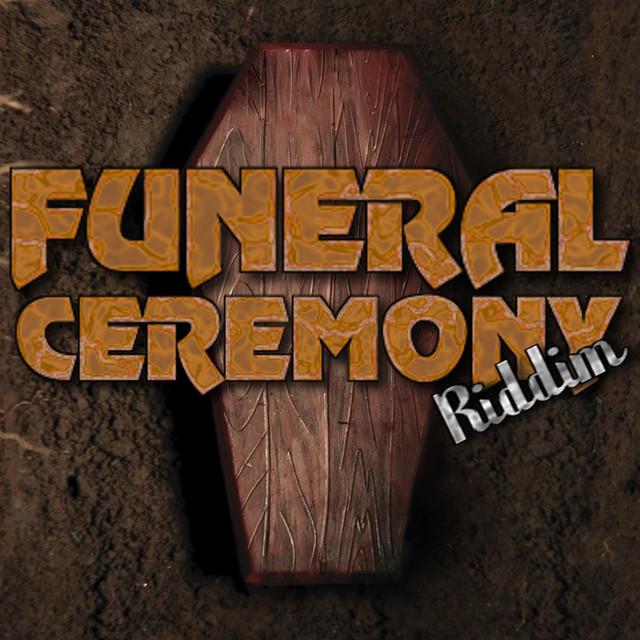 Funeral Ceremony Riddim Albumcover